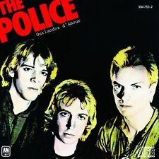 Police Outlandos d'amour (1978) [CD]
