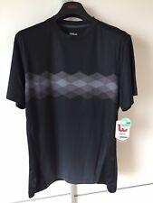 Original Wilson Tennis Shirt in Größe M NEU