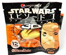 Pepsi Cola Japan Star Wars Handy Anhänger Schlüsselanhänger - Battle Droid