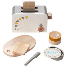 howa Toaster für Kinder aus Holz incl. 6 tlg. Zubehör 4886