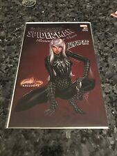 AMAZING SPIDER-MAN :RENEW YOUR VOWS  #11 CAMPBELL EXCLUSIVE BLACK CAT COVER