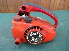 Vintage HOMELITE XL Chainsaw Chain Saw  FOR PARTS
