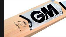 GM Icon 101 Kashmir Willow Cricket Bat (Indoor), AU Stock Free Ship & Extras