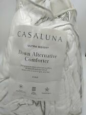 Casaluna -KING Ultra Weight 600 Fill Power Premium Duck Down Comforter
