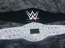 WWE SMOKING SKULL STONE COLD CHAMPIONSHIP WRESTLING BELT TITLE WWF ADULT SIZE