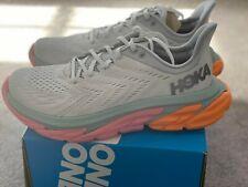 Men's Hoka One One Clifton Edge road running shoe. Unused and genuine