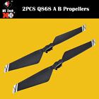 XK 2PCS Q868 Propeller Foldable for 5G WIFI Brushless Q868 RC Quadcopter Parts