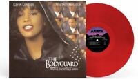 Whitney Houston - The Bodyguard Exclusive Limited Edition Red Color Vinyl LP