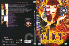 CHER - LIVE IN CONCERT (1999)  DVD NEW