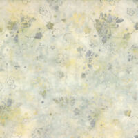 Wilmington Batiks Fabric, #22205-159, By The Half Yard, Quilting, Multi-Colored