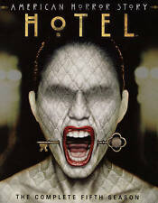 American Horror Story: Hotel (Blu-ray Disc, 2016, 3-Disc Set-canadian french inc