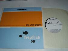 "Tripfish - ONE LAST GROOVE 10"" Virgin 724389575569"