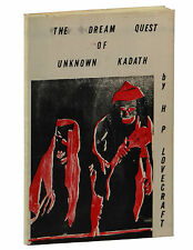 The Dream Quest of Unknown Kadath by H.P. LOVECRAFT ~ First Edition 1955 1st HP