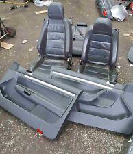 Volkswagen Golf MK5 R32 Leather Interior Seats Chairs Front Door Cards