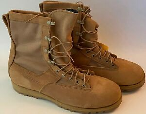 BELLEVILLE 790G  6119832 GORE TEX TAN MILITARY BOOTS-NEW SIZE 13.5R
