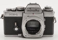Minolta XE-1 XE 1 XE1 Spiegelreflexkamera Kamera Body SLR Kamera