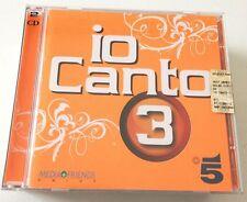 IO CANTO 3 EDIZIONE COMPILATION 2CD OTTIMO SPED GRATIS SU + ACQUISTI!!!
