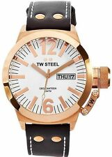 Brand New TW STEEL ce1017 CEO Brown 45mm Orologio: BELLA