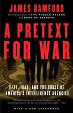 A PRETEXT FOR WAR - JAMES BAMFORD (PAPERBACK) Like New