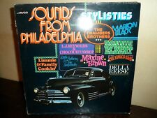 """LP 12"""" SOUNDS FROM PHILADELPHIA - Compilation - VG+/EX - AVCO 88 174 XAT HOLLAND"""