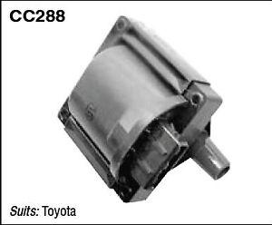 Fuelmiser Ignition Coil CC288 fits Toyota Supra 3.0 (GA70,JZA70,MA70), 3.0 24...