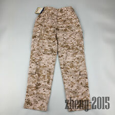 NWT NWU Type II Navy Seal AOR1 desert marpat FROG COMBAT FR Pants Trouser SR