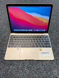"Apple MacBook 12"" Retina (2017) Space Gray 1.2GHz 8GB 256GB - LCD spot"