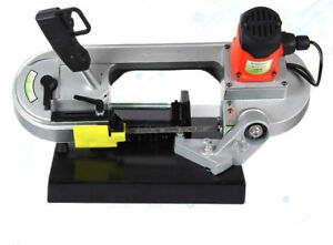 Horizontal Variable Speed Band Saw Machine Multi-function Sawing Machine Cutting