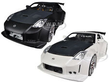 2003 NISSAN 350Z BLACK & WHITE SET OF 2 CARS 1/24 JADA 96810-SET