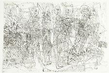 "DDR-Kunst. ""Eigentlich Frühling"", 1987. Horst Peter MEYER (*1947 D) handsigniert"