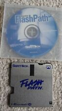 SMARTDISK FLASH PATH FLOPPY DISK ADAPTER FOR SMARTMEDIA W/ CD GUIDE.