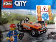 Lego City Road Worker 30357 Polybag BNIP