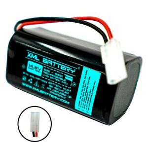 Bob Standard PetHair Battery Pack Replacement for Vacuum Cleaner Robot