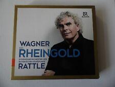 Richard Wagner - Wagner: Das Rheingold (2015) - Rattle - Double CD (2).