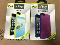 iFrogz Mix Case for apple iPod 5th 6th Generation gen - CHOOSE DESIGN
