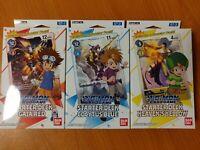 Digimon Card Game Series 01 Starter Deck English Version