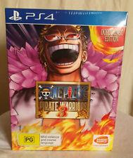OnePiece Pirate Warriors 3 Doflamingo Edition PS4  Brand New
