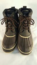 Snowy Creek DuPont Certified Thermolite Women's Boots Steel Shank Size 9 Brown