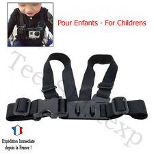 HARNAIS de POITRINE ENFANTS JUNIOR CHILD Accessoires pour GOPRO HERO 2 3 3+ 4 **