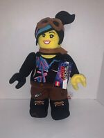 "The LEGO Movie 2 Lucy 12"" Plush Soft Stuffed  NEW"
