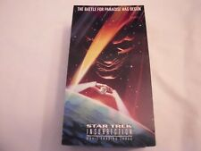 1998 SkyBox STAR TREK: Insurrection Chase, promos, Welch AUTO