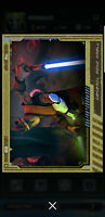 Topps Star Wars Card Trader Clone Wars Box GOLD General Pong Krell