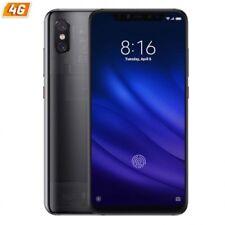 Móviles y smartphones negros, 8 GB con 128 GB de almacenaje