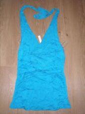 Camisas y tops premamá color principal azul