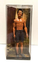 "Barbie Collector Pink Label Twilight Saga New Moon Jacob Black 12"" Doll - Nrfb"