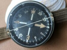 Vintage WW II US Army Air Forces Line of Sight Non-Liquid L-1 Wrist Compass