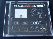 Paolo Apollo Negri - Cobol (SEALED NEW CD 2011)