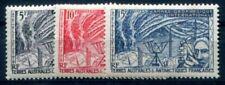 TAAF 1957 10-12 ** POSTFRISCH SATZ TADELLOS (F1900