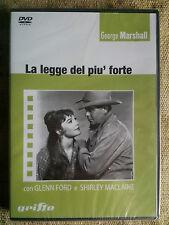 La legge del più forte - con Glenn Ford e Shirley Maclaine - DVD NUOVO SIGILLATO