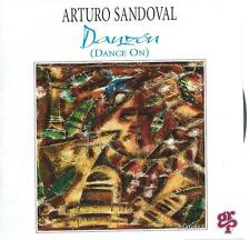 LATIN CD album - ARTURO SANDOVAL - DANZON / DANCE ON ( LATIN JAZZ )